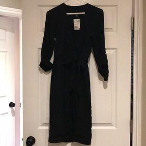 Brand new Black H&M wrap dress